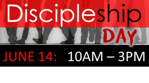 Discipleship Day June 2014