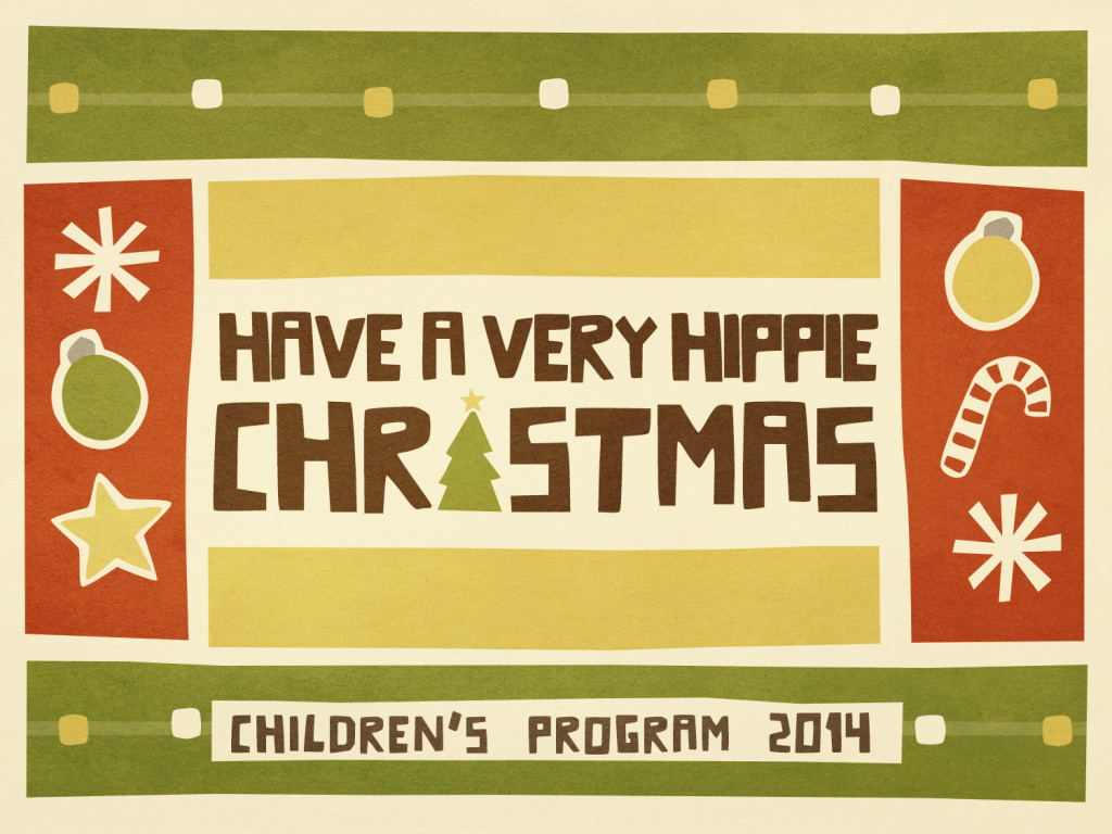 Have a very hippie Christmas_t