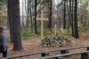 Camp Christian Vesper area