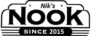 Nik's Nook- April
