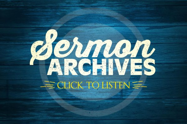 Sermons are now online!
