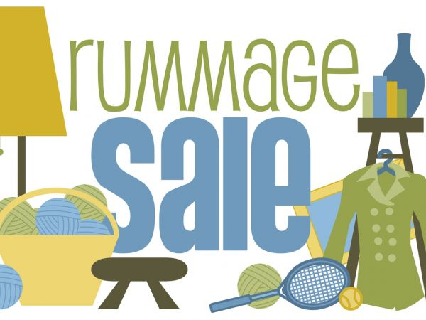 Rummage Sale Aug 4th