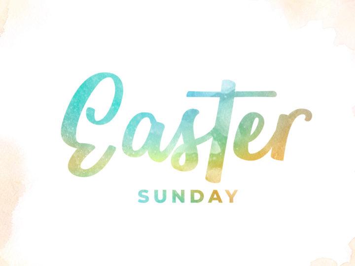 Easter 2019 @                       FCC-Middletown