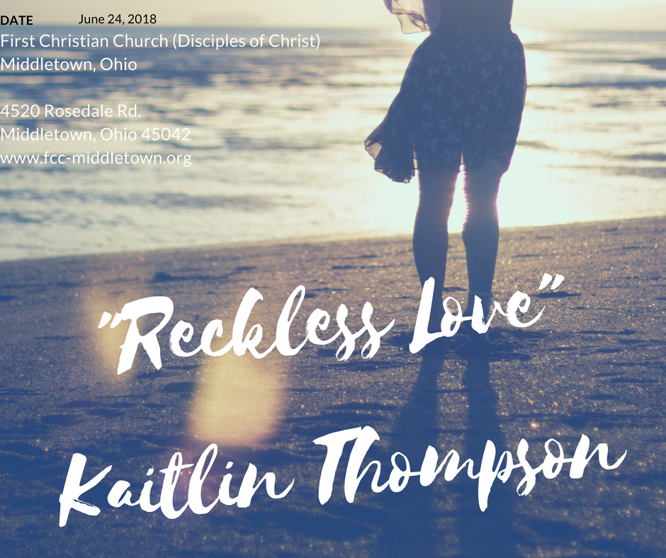 """Reckless Love"""